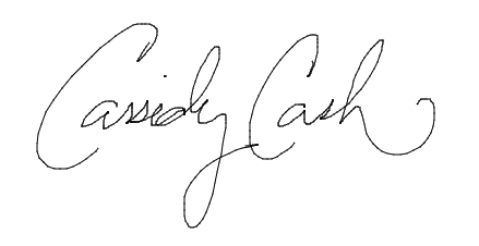 Cassidy Cash
