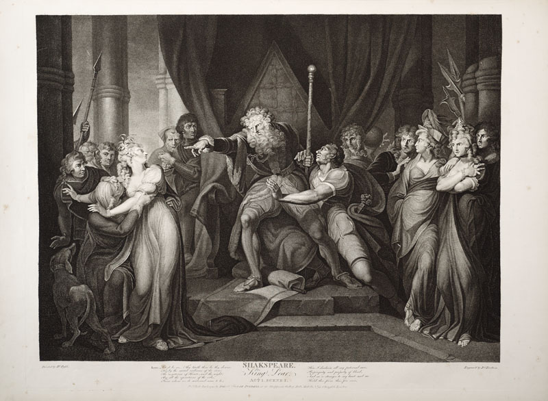 overview of king lear part 1 King lear wants to abandon his position of king of britain, he wants to pass his position down and divide the kingdom between his three daughters the daughter who can communicate their love for lear the most will get the largest portion of the kingdom.