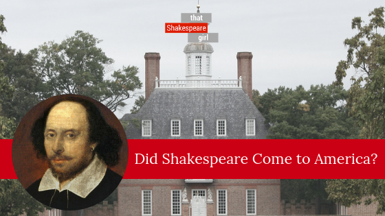 Did Shakespeare Come to America? (New On YouTube)