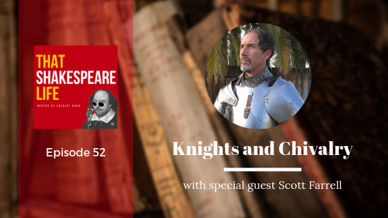 Episode 52: Scott Farrell talks Knights and Chivalry