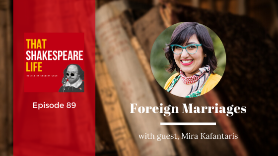Ep 89: Mira Kafantaris and Marriage Between Different Religions