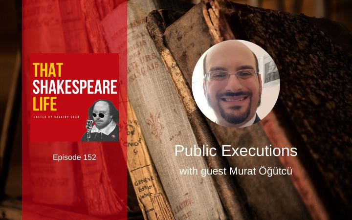 Ep 152: Public Executions with Murat Öğütcü